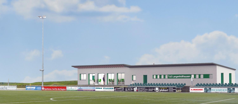 Vision des Sportheim-Projektes 2016