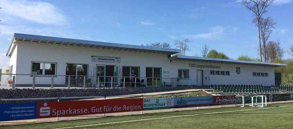 Sportheim-Projekt 2016