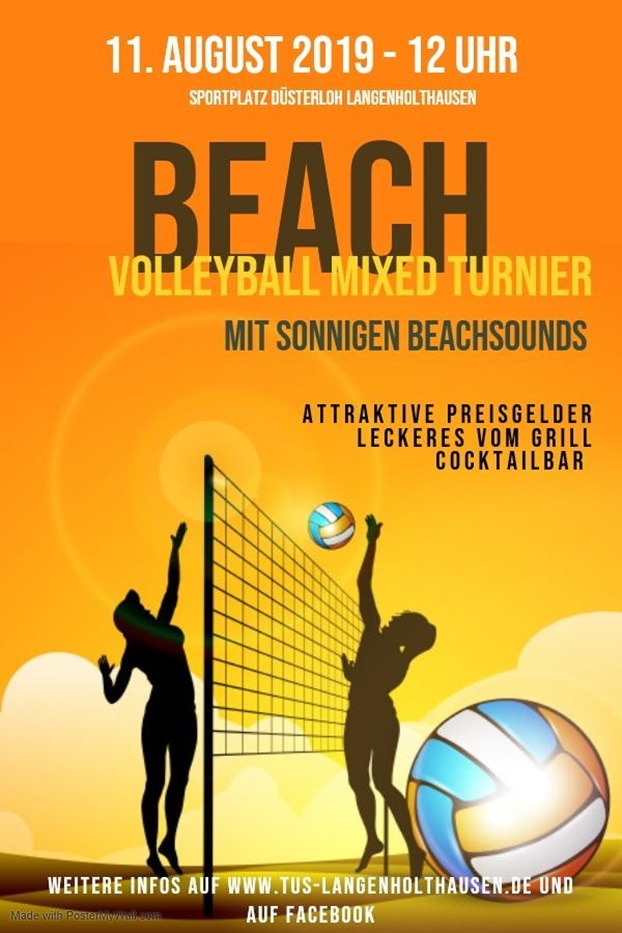 beachvolleyball-turnier19